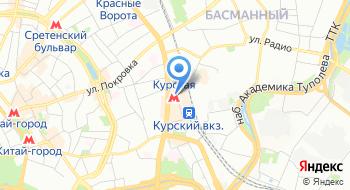 Экспотех-Тур на карте