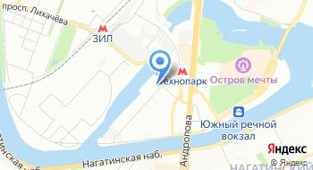 Пассажирский порт на карте