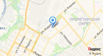 Городская больница № 9 на карте