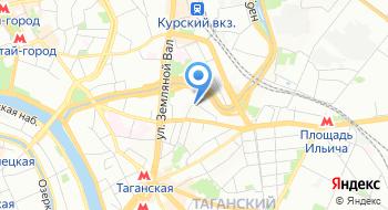 Мастерская Никифоровых, офис на карте