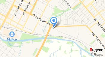 МКП трамвайное депо Тулгорэлектротранс на карте