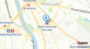 Оружейный магазин Атака-99 на карте