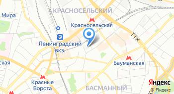 ПКБ ЦТ Филиал РЖД на карте