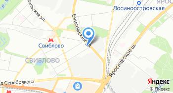 Релакс М на карте