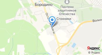 Опт-Карпет на карте