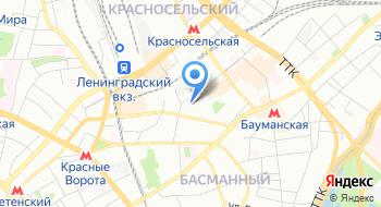 Тритфейс на карте