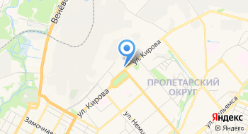 ОСП Пролетарского района на карте