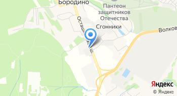 Металл-СК, склад на карте