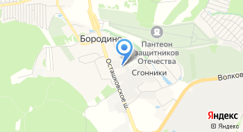 Ф-Центр на карте