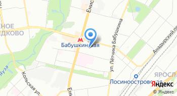 Автошкола УЦ Проспект на карте
