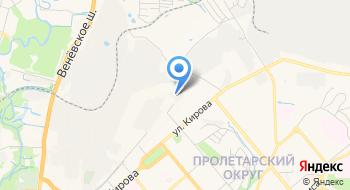 Экспро, мебельная фабрика на карте