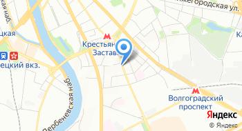Ателье Золотая шпулька на карте