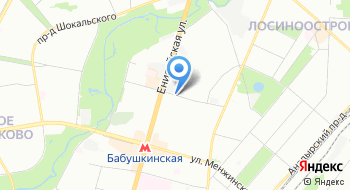 Центр ветеринарной офтальмологии на карте