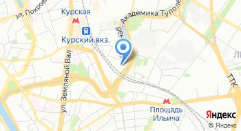 Интернет-магазин Lovearoma.ru на карте