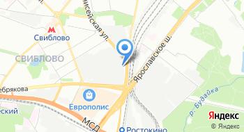 Диетпром на карте