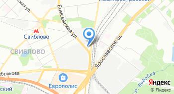 Курьерская служба доставки 101Письмо.ру на карте