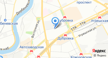 Витражная мастерская Артфортуна на карте