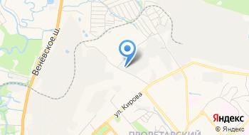 Тульская Фармацевтическая фабрика на карте
