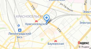 К-Инвест на карте