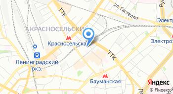 Миллдом на карте
