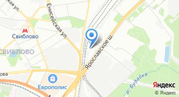 СП-Моторс на карте