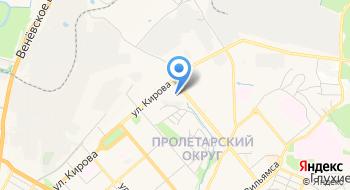 Центрсахпроект на карте