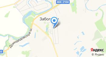 ProfGazon на карте