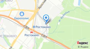 Группа компаний безопасности СБН на карте