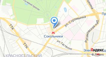 Магазин Русский Фейерверк на карте