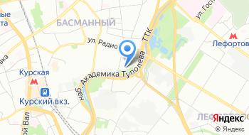 Фитнес-клуб FitFashion Каскад на карте