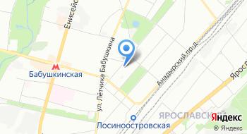 Егерь на карте