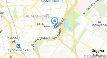Свисс Консалтинг Партнерс на карте