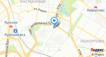 Компания Аудит-Профешнл на карте