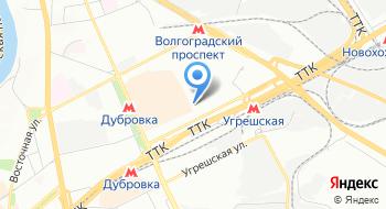 Фронт на карте