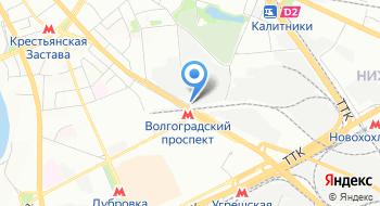 Проектно-конструкторское бюро вагонного хозяйства РЖД на карте