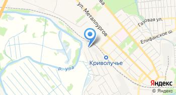 Компания Автогруз на карте