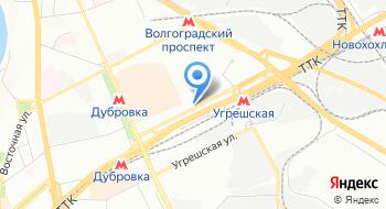 Кивит на карте