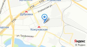 Моспроекткомплекс на карте