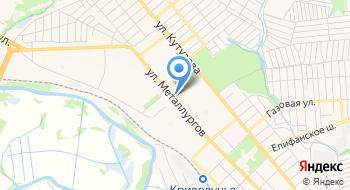Центр офисных, компьютерных и фото услуг на карте