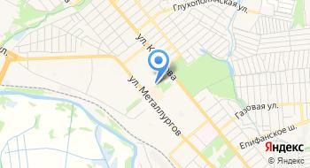 ИП Быковская М.А. на карте