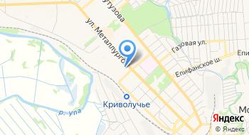 Питомник абиссинских кошек Satinfur на карте