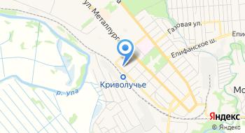 МБУ ДО ДЮСШ Металлург на карте