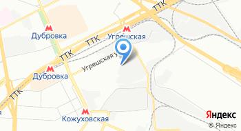 Компания Транслайн на карте