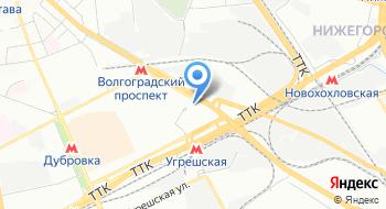 Интернет-магазин ShopVorot.ru на карте