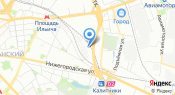 Интернет-магазин Тион на карте