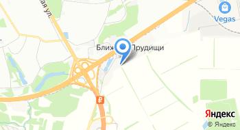 Навигатор-оптик на карте