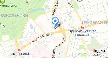 Тайм-Офис на карте
