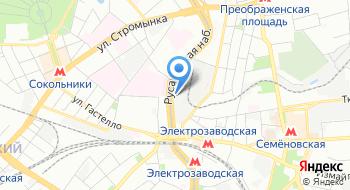 Знак на карте