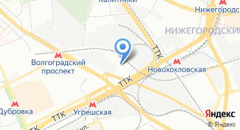 Институт экспертизы труда на карте