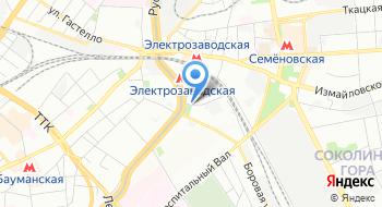 ФГБУ Федеральный центр организационно-методического обеспечения физического воспитания на карте